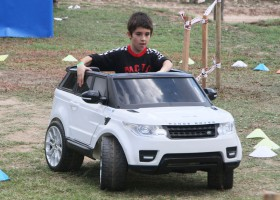 Land Rover Party - Famosa 7