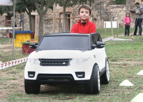 Land Rover Party - Famosa 2