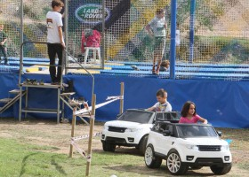 Land Rover Party - Famosa 4