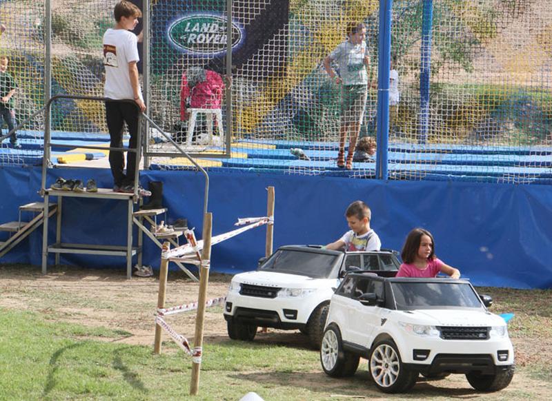 Circuito Feber Land Rover Party
