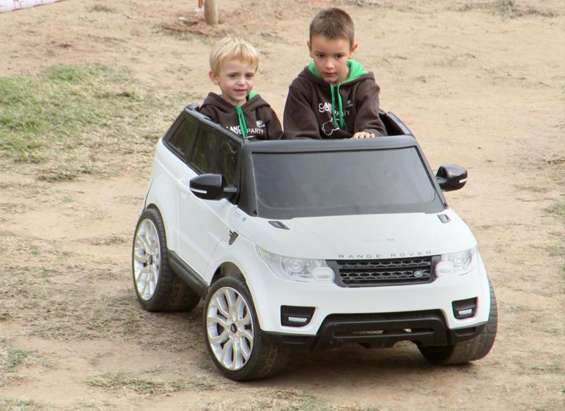 Feber Land Rover Party